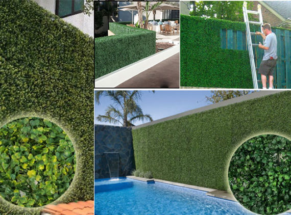 Artificial Vertical Garden Application