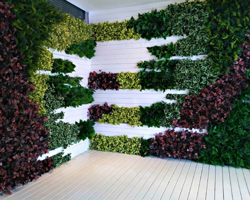 artificial vertical garden manufacturers delhi