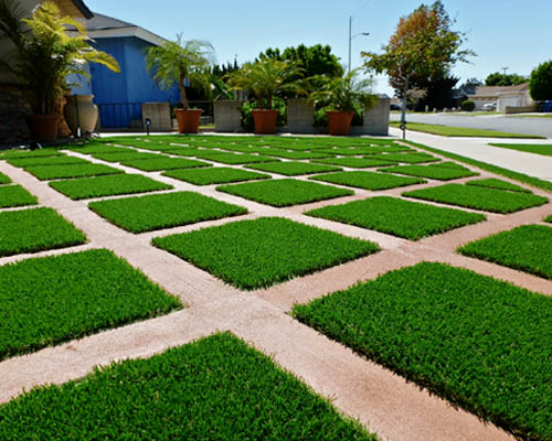 hardscape grass suppliers