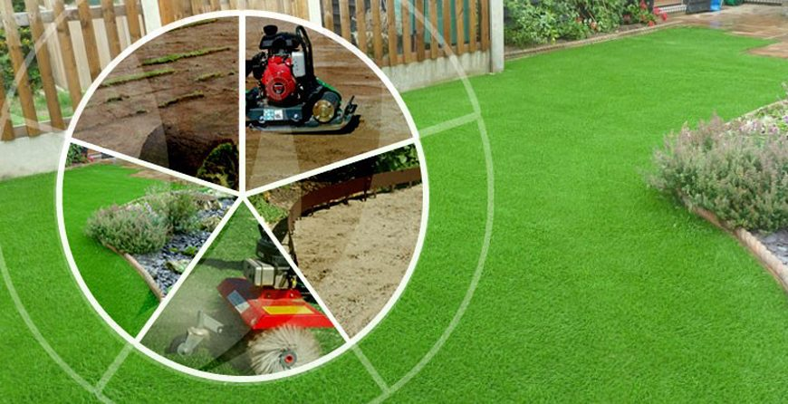 Complete details of artificial turf & Grass