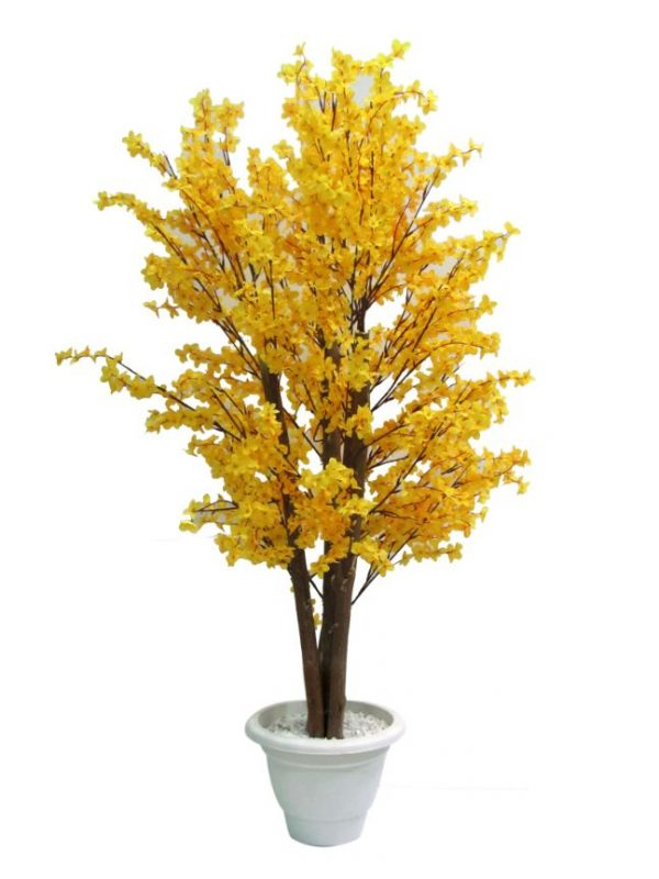 AG - Artificial Plants Yellow