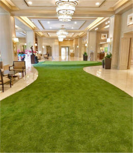 turf for flooring