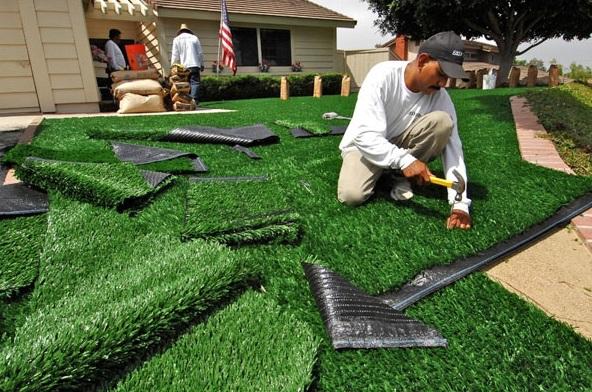 artificial grass installation, artificial grass, artificial vertical garden