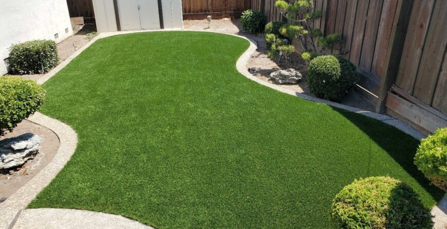 eco friendly grass, synthetic grass